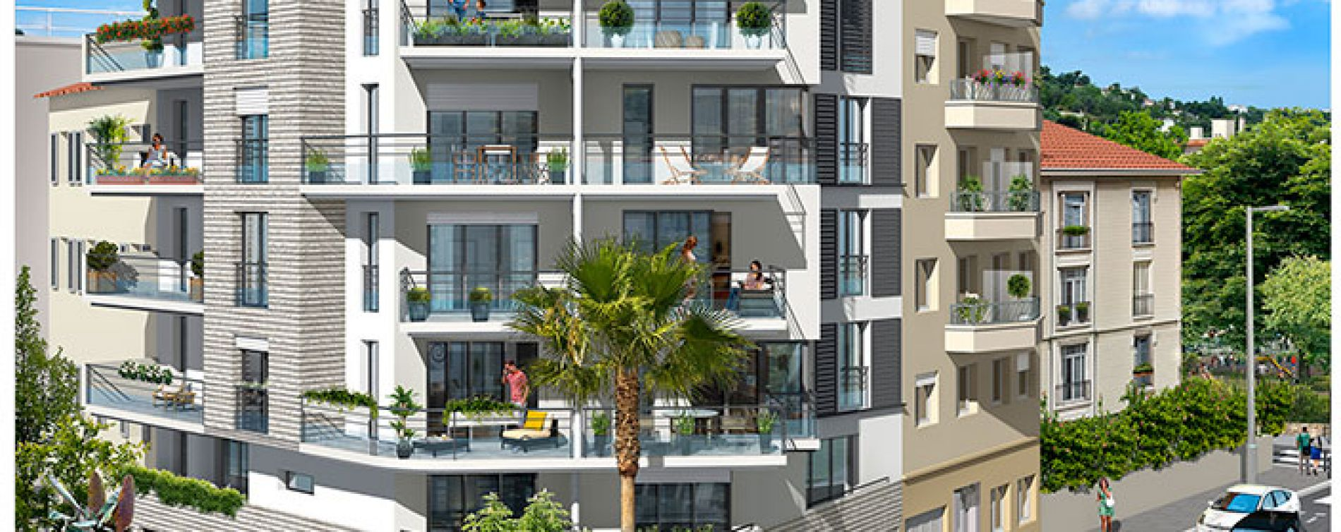 Résidence Dolce Villa à Nice