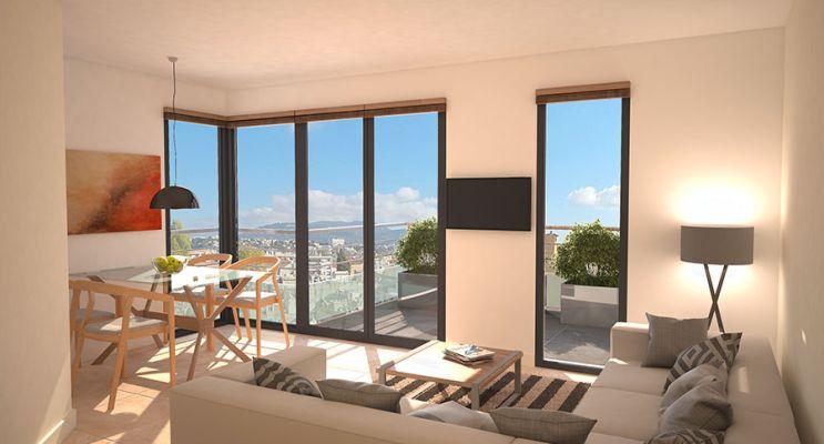 Résidence « Dolce Villa » programme immobilier neuf en Loi Pinel à Nice n°2