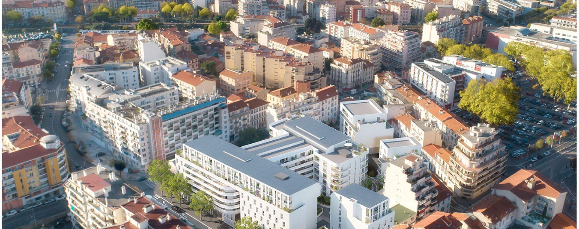 Résidence Eden Roch Plaza à Nice