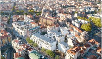 Nice programme immobilier neuve « Eden Roch Plaza »  (2)