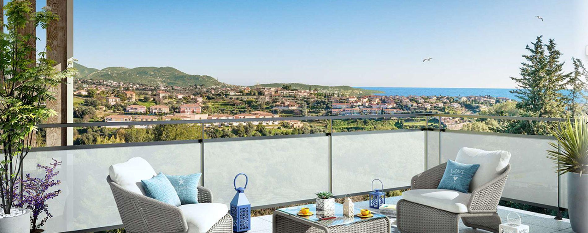 Nice : programme immobilier neuve « Edonice » en Loi Pinel