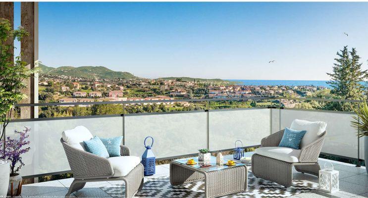 Nice : programme immobilier neuf « Edonice » en Loi Pinel