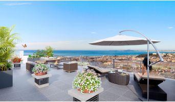 Résidence « Eleganza » programme immobilier neuf en Loi Pinel à Nice n°1