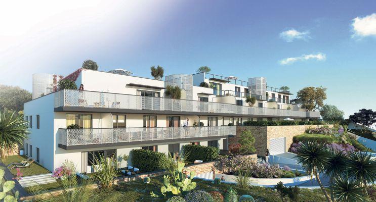 Résidence « Eleganza » programme immobilier neuf en Loi Pinel à Nice n°2