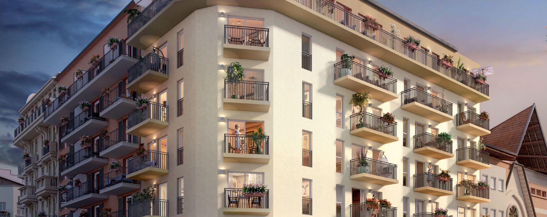 Résidence Esprit City à Nice