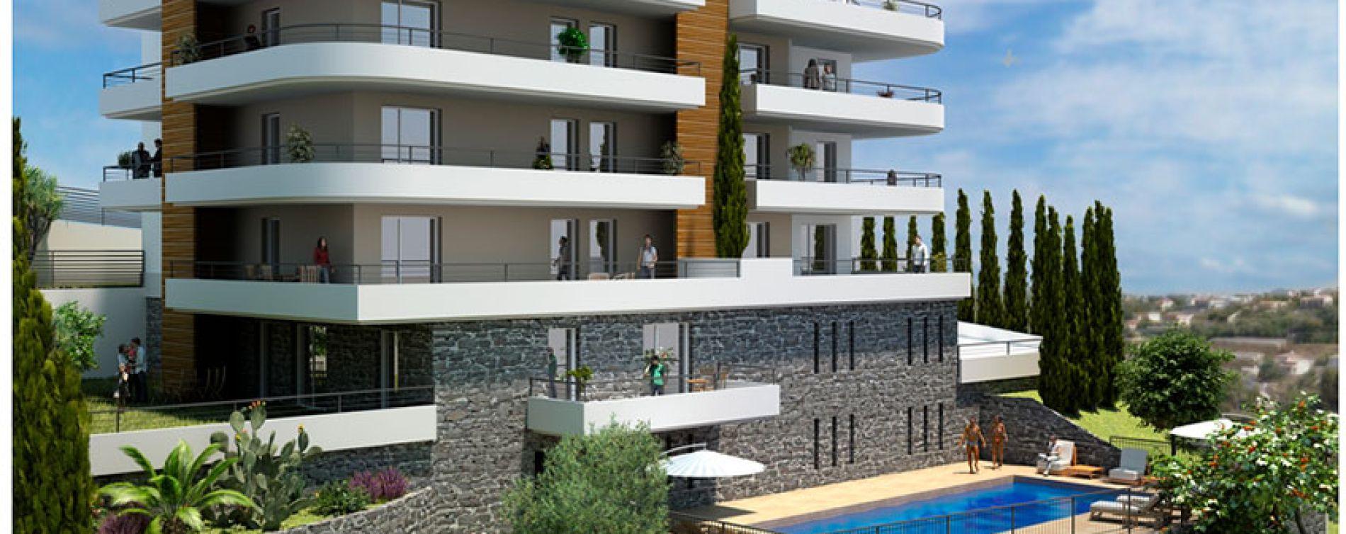 Résidence Fabron Seaside à Nice
