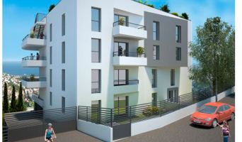 Photo n°2 du Résidence « Fabron Seaside » programme immobilier neuf en Loi Pinel à Nice