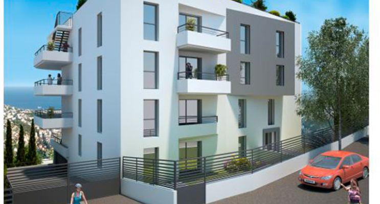 Résidence « Fabron Seaside » programme immobilier neuf en Loi Pinel à Nice n°2