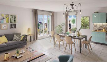 Résidence « Inedi » programme immobilier neuf en Loi Pinel à Nice n°5