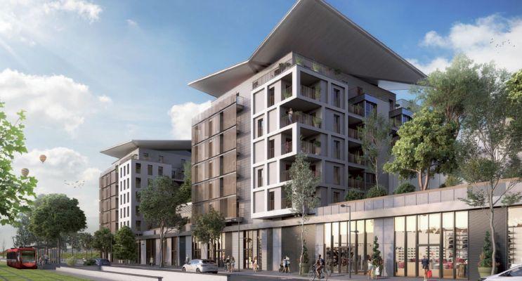 Photo du Résidence « Inedi » programme immobilier neuf en Loi Pinel à Nice