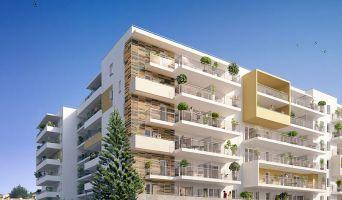 Photo du Résidence « L'aparté » programme immobilier neuf en Loi Pinel à Nice