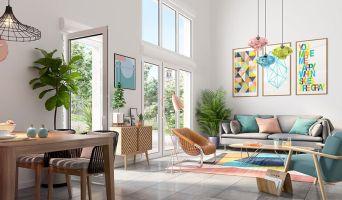 Résidence « L'Aparté » programme immobilier neuf en Loi Pinel à Nice n°2