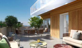 Nice programme immobilier neuve « L'Avant Scène » en Loi Pinel