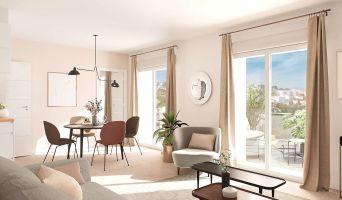 Nice programme immobilier neuve « L'Avant Scène » en Loi Pinel  (3)