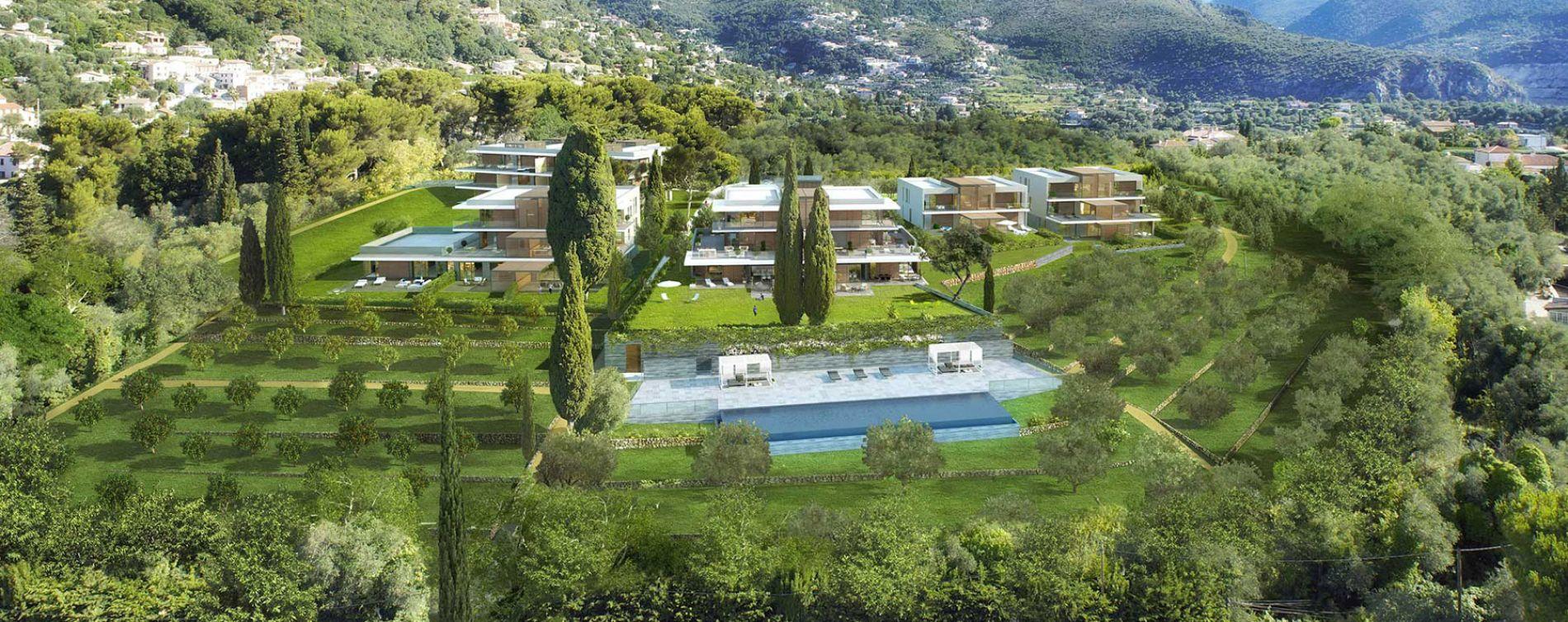 Résidence Le Domaine de Gairaut à Nice