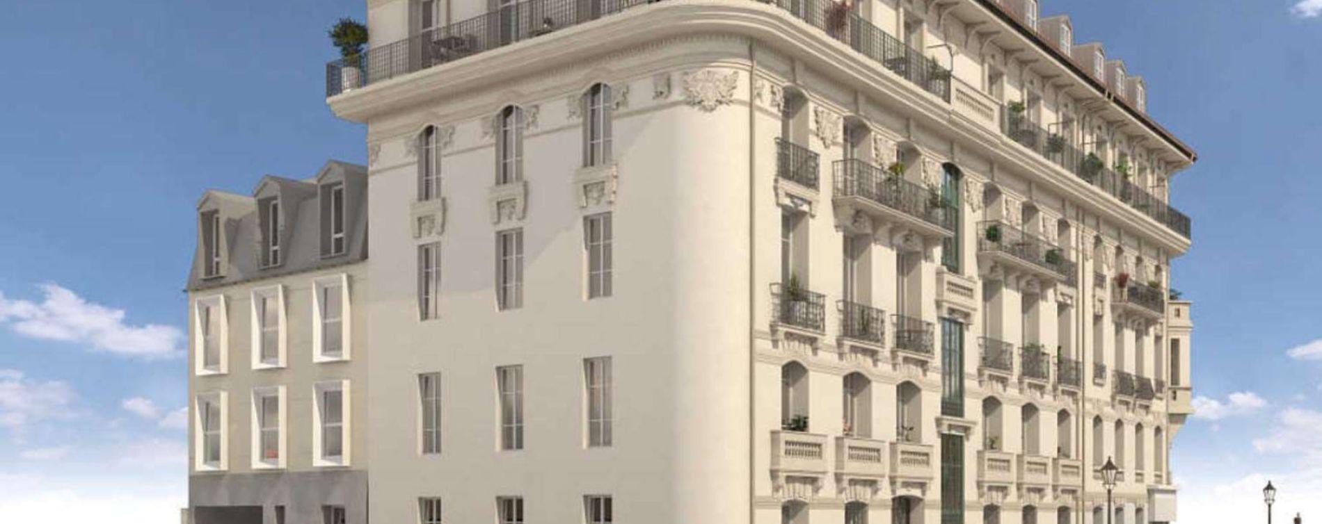 Résidence Le Malaussena - Neuf à Nice