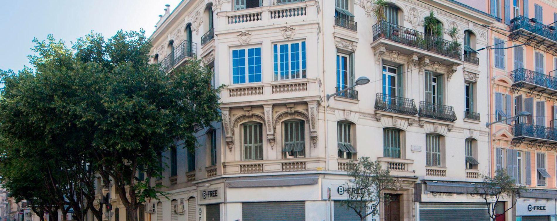 Résidence Le Malausséna à Nice