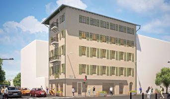 Nice : programme immobilier à rénover « Le République » en Loi Pinel ancien