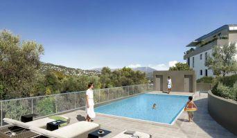 Nice : programme immobilier neuf «  n°219304 » en Loi Pinel