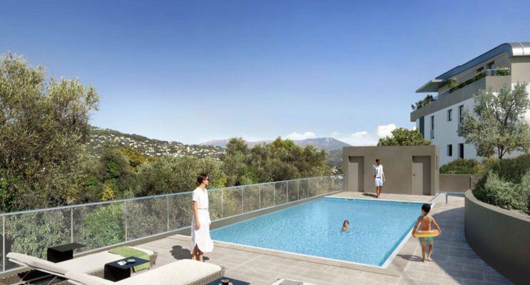 Nice programme immobilier neuf «  n°219304 » en Loi Pinel