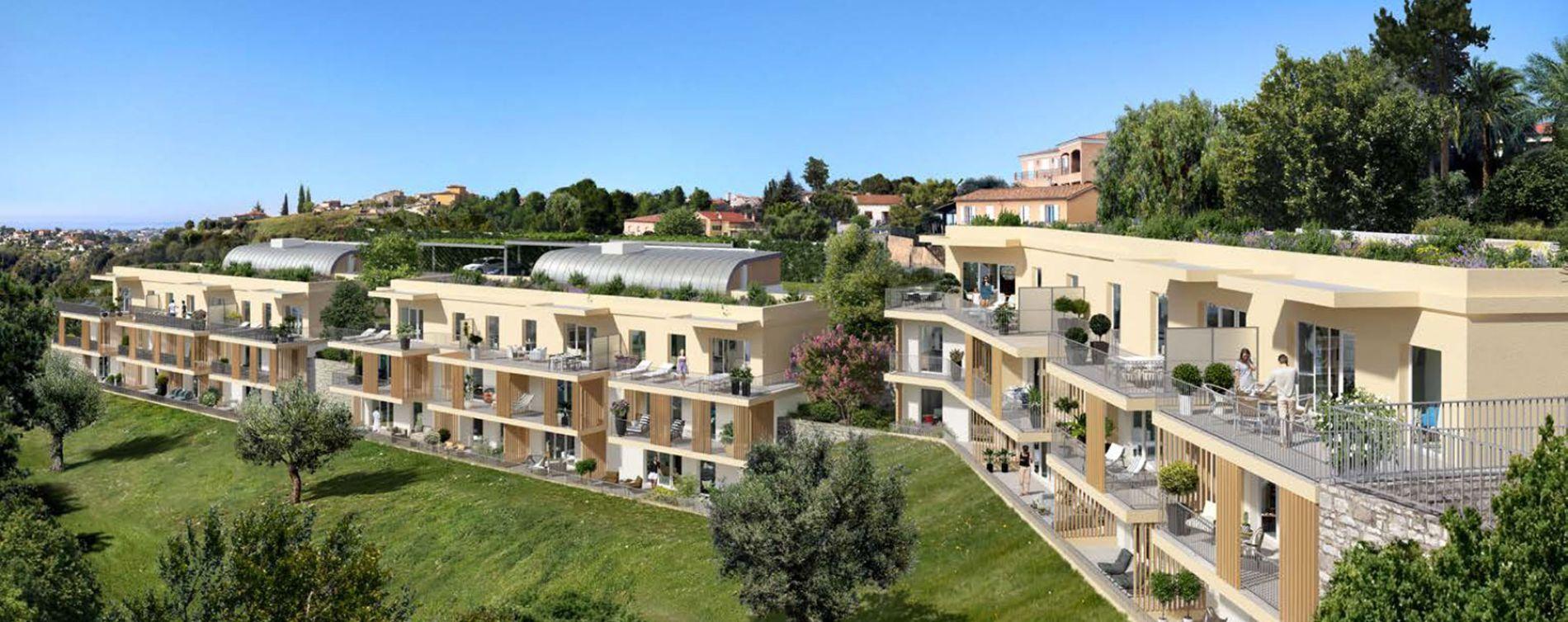 Nice : programme immobilier neuve « Programme immobilier n°216421 » en Loi Pinel (2)