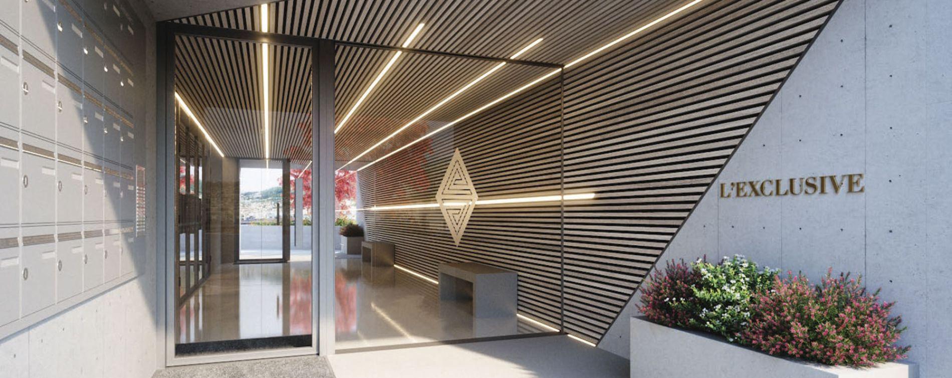 Nice : programme immobilier neuve « L'Exclusive » en Loi Pinel (5)