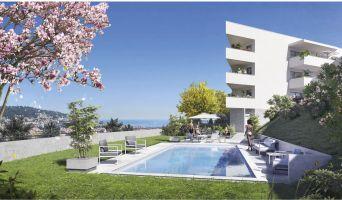 Nice : programme immobilier neuf « L'Exclusive » en Loi Pinel