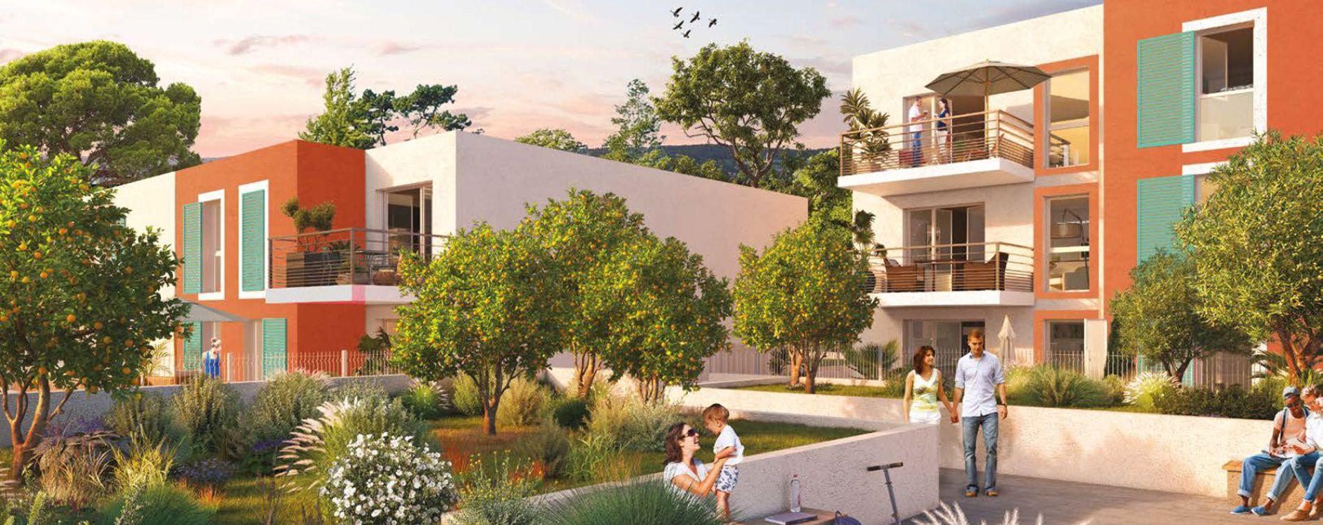 Nice : programme immobilier neuve « Millesime » en Loi Pinel (2)