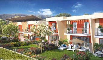 Nice programme immobilier neuf « Millesime » en Loi Pinel