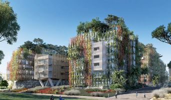 Résidence « Nice Le Ray » programme immobilier neuf en Loi Pinel à Nice n°2