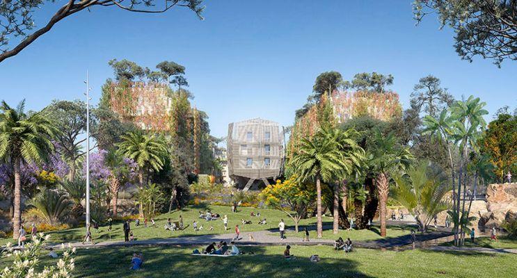 Photo du Résidence « Nice Le Ray » programme immobilier neuf en Loi Pinel à Nice