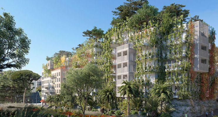 Résidence « Nice Le Ray » programme immobilier neuf en Loi Pinel à Nice n°4