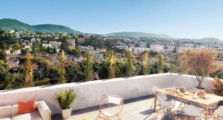Résidence « Nice Le Ray » programme immobilier neuf en Loi Pinel à Nice n°5