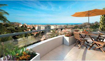 Photo n°1 du Résidence « Nice View » programme immobilier neuf en Loi Pinel à Nice