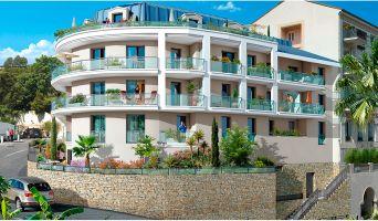 Résidence « Nice View » programme immobilier neuf en Loi Pinel à Nice n°3