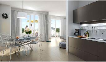 Photo n°4 du Résidence « Nice View » programme immobilier neuf en Loi Pinel à Nice