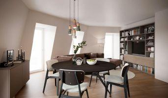 Résidence « Nice View » programme immobilier neuf en Loi Pinel à Nice n°5