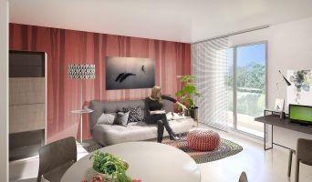 Résidence « Nouvelle Vague » programme immobilier neuf en Loi Pinel à Nice n°2
