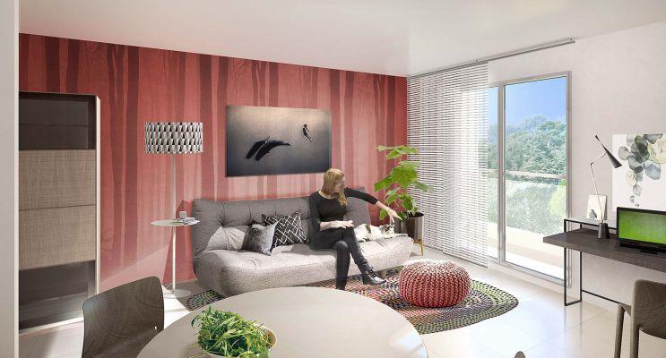 Photo n°2 du Résidence « Nouvelle Vague » programme immobilier neuf en Loi Pinel à Nice