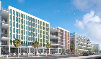 Photo du Résidence « Nouvel'R - Résidence étudiante » programme immobilier neuf à Nice