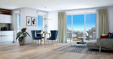 Nice : programme immobilier neuf « Nova Dolce » en Loi Pinel