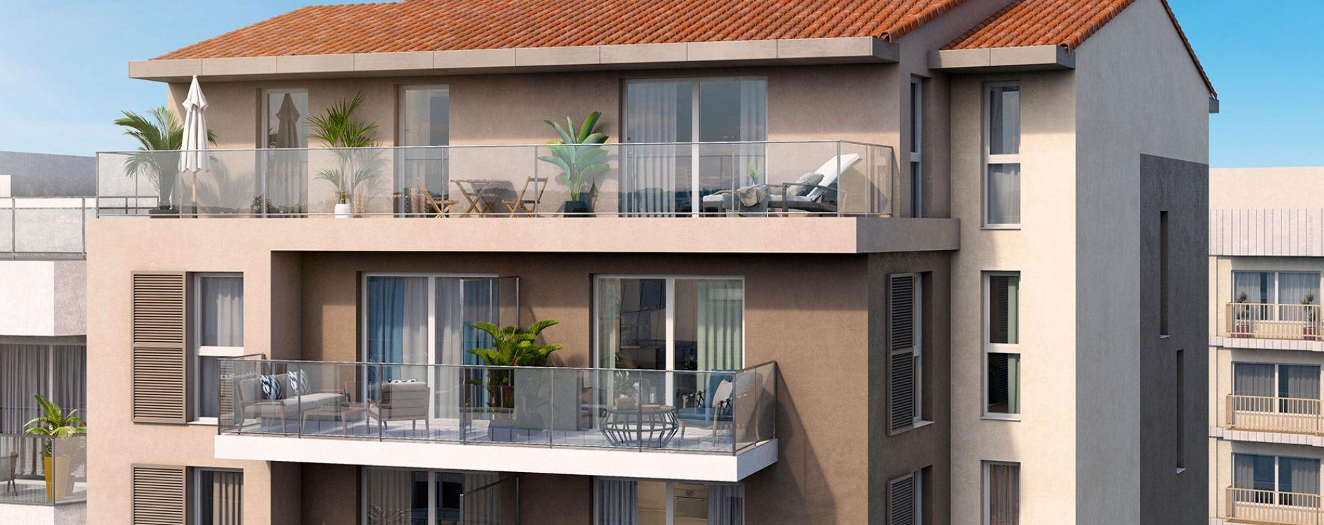 Résidence Nova Dolce à Nice