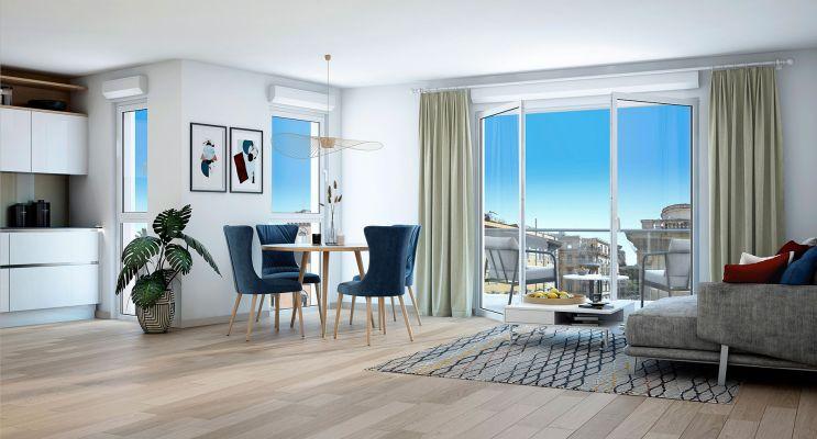 Photo du Résidence « Nova Dolce » programme immobilier neuf en Loi Pinel à Nice