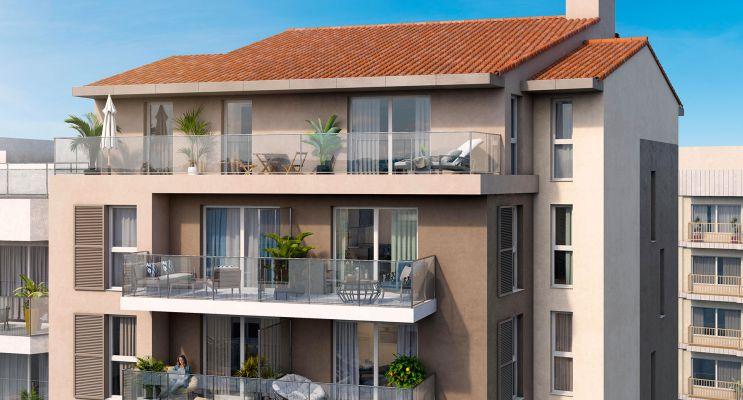 Photo n°2 du Résidence « Nova Dolce » programme immobilier neuf en Loi Pinel à Nice