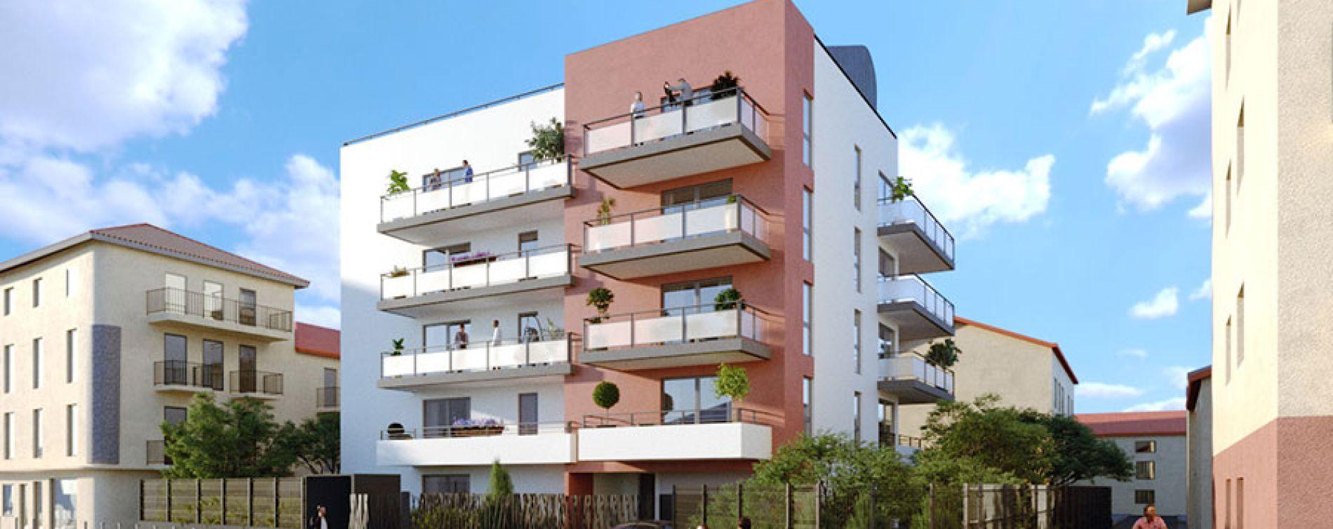 Résidence Océanice à Nice