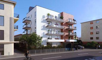 Nice : programme immobilier neuf « Océanice » en Loi Pinel