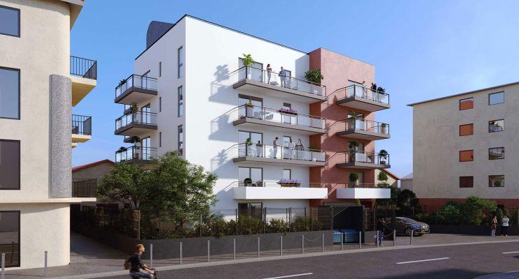 Résidence « Océanice » programme immobilier neuf en Loi Pinel à Nice n°1