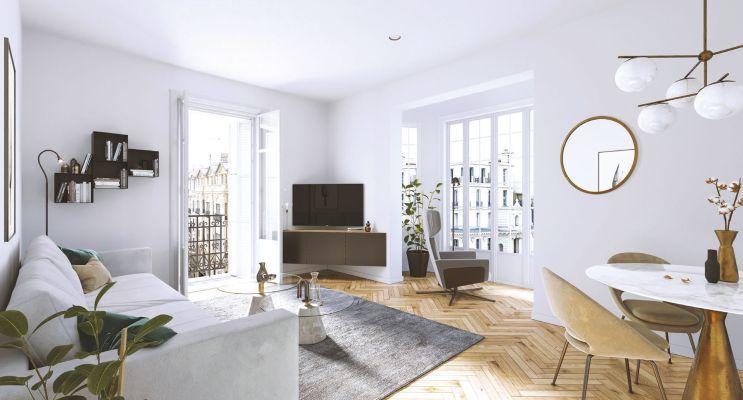 Photo du Résidence « Palais d'Or » programme immobilier à rénover en Déficit Foncier à Nice