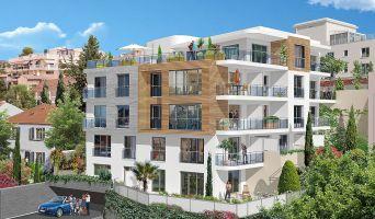 Nice programme immobilier neuf « Rosa Bianca » en Loi Pinel