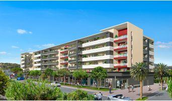Nice programme immobilier neuf « So Nice » en Loi Pinel